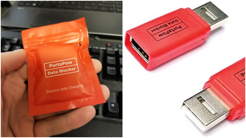 usb condom for data safety
